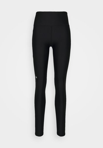 HIRISE LEG - Leggings - black