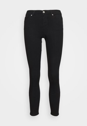 ONLWAUW LIFE - Jeans Skinny Fit - black