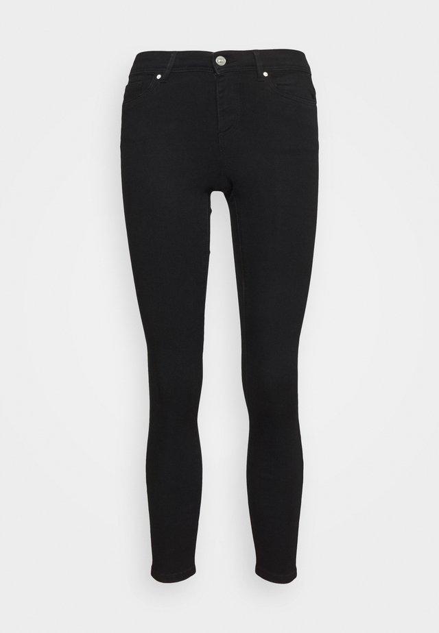 ONLWAUW LIFE - Jeans Skinny Fit - black