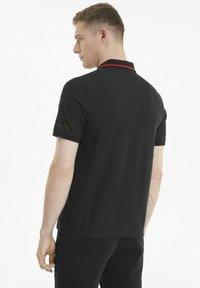 Puma - FERRARI RACE - Polo shirt - puma black - 2