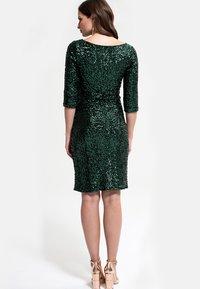 HotSquash - Cocktail dress / Party dress - green - 2