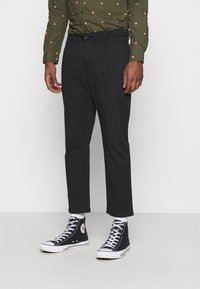 Only & Sons - ONSCAM CROPPED - Chinos - black - 0