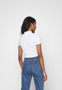 Even&Odd - Camiseta básica - white - 2