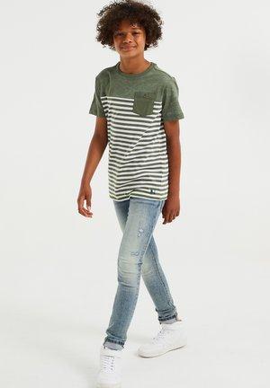MET DESSIN - T-shirt z nadrukiem - green