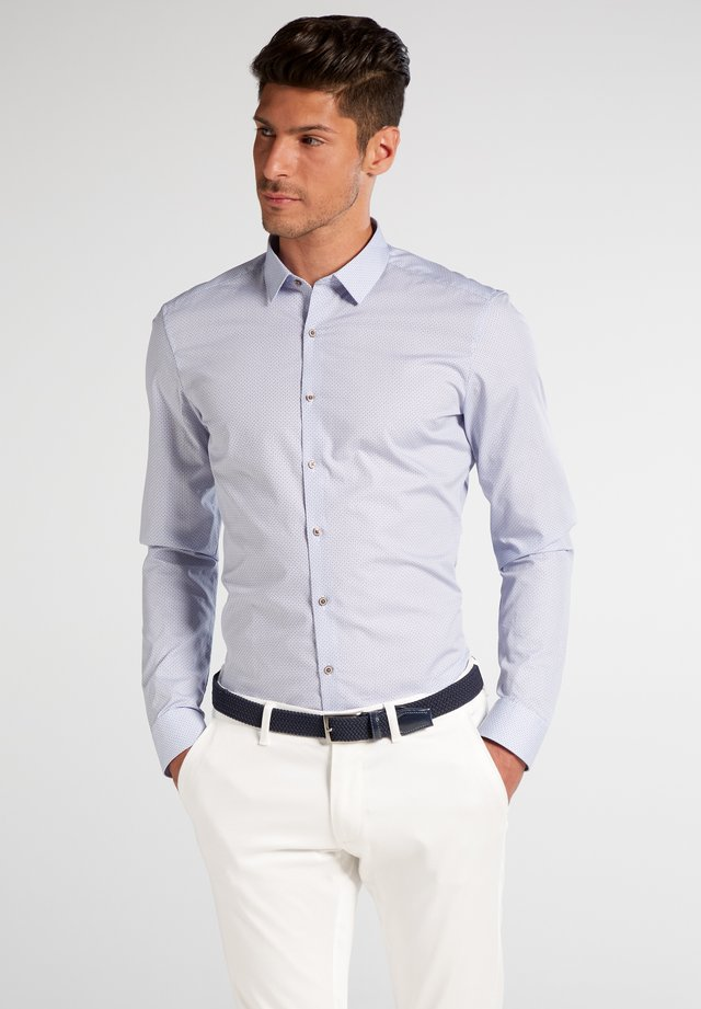 SUPER SLIM FIT - Shirt - dunkelblau