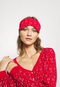 Anna Field - SET - Pyžamo - red - 3