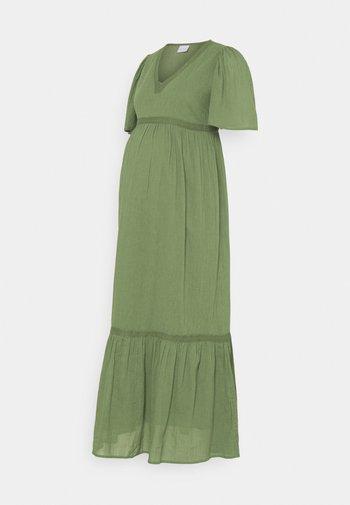 MLMALAK  - Sukienka letnia - olivine