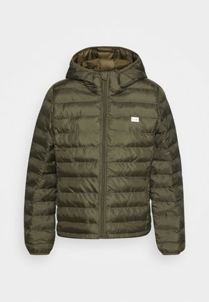 PACKABLE JACKET - Light jacket - olive night