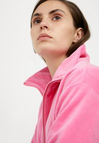 Finn Flare - Zip-up sweatshirt - pink - 4