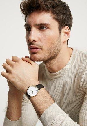 KHORSHID - Horloge - white/black