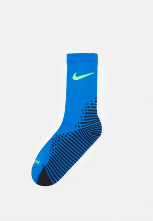 PHANTOM SQUAD CREW UNISEX - Sports socks - photo blue/green strike