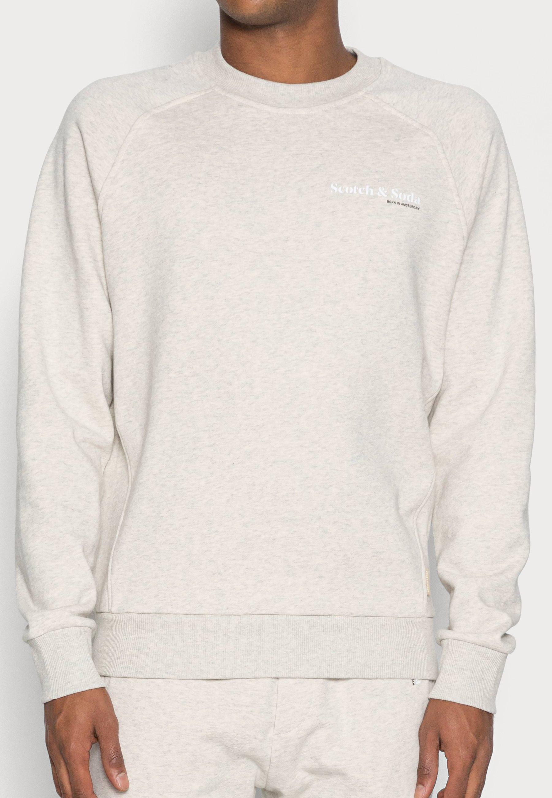 Men FELPA CREWNECK - Sweatshirt