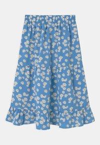 Grunt - DUS FLOWER - Áčková sukně - blue - 1