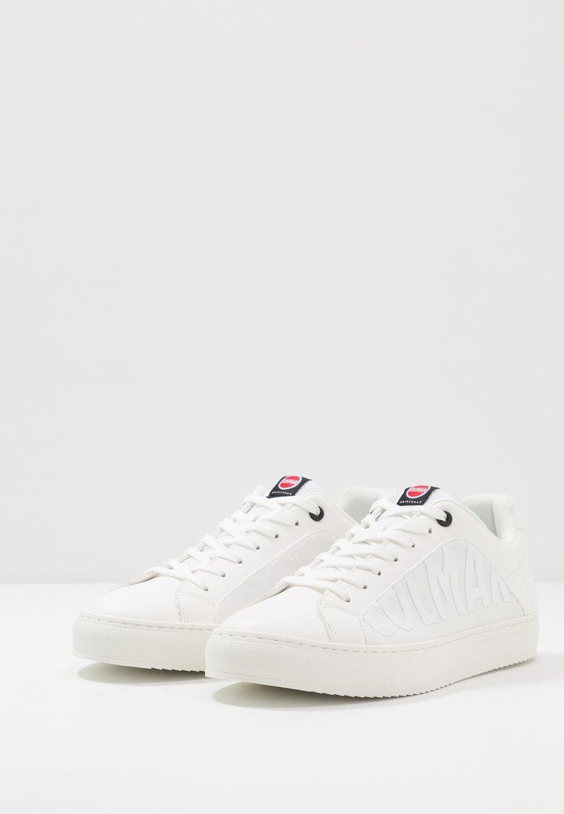 AAA-laatu Colmar Originals BRADBURY CHROMATIC  Matalavartiset tennarit  white 5fvIl