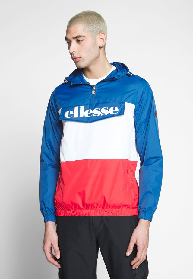 DOMANI - Windbreaker - blue / red