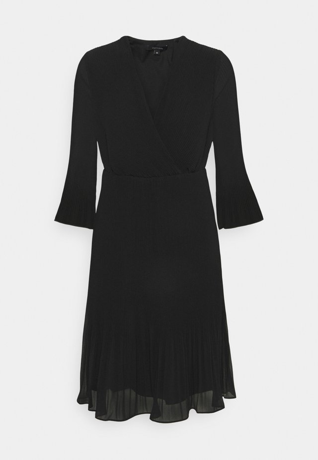 KLEID KURZ - Cocktail dress / Party dress - black