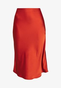 Another-Label - ARLEEN SKIRT - Pencil skirt - burned orange - 4