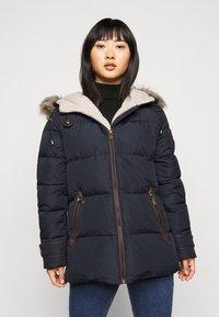 Lauren Ralph Lauren Petite - JACKET - Down coat - navy - 0