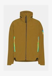 MYSHELTER RAIN.RDY - Hardshell jacket - wild moss