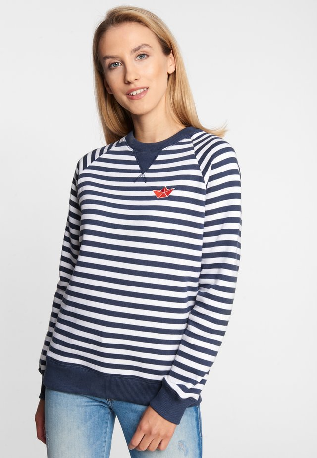 SEA  - Sweatshirt - navy