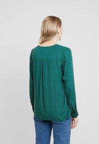 Esprit Collection - BLOUSE - Blouse - bottle green - 2