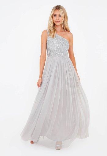 JENNIFER EMBELLISHED SEQUINS  - Suknia balowa - light grey