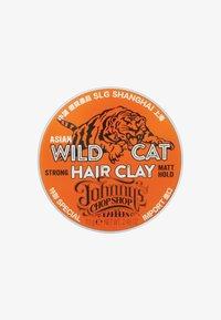 WILD CAT, HAIR CLAY 70G - Hair styling - -