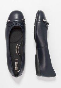 Geox - ANNYTAH - Ballet pumps - navy - 3