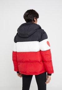 Love Moschino - Zimní bunda - red - 2