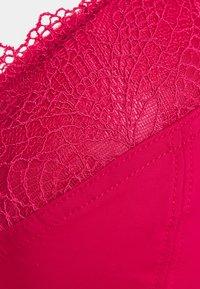 DORINA CURVES - FAITH 2 PACK - Underwired bra - black/red - 4