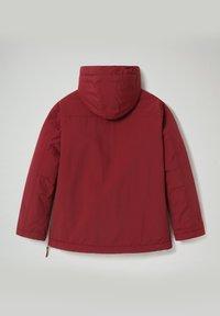 Napapijri - RAINFOREST POCKET - Light jacket - vint amaranth - 7