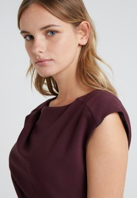 Tiger of Sweden - Shift dress - dark red - 4