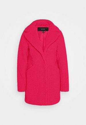 VMDONNA - Winter coat - pink peacock