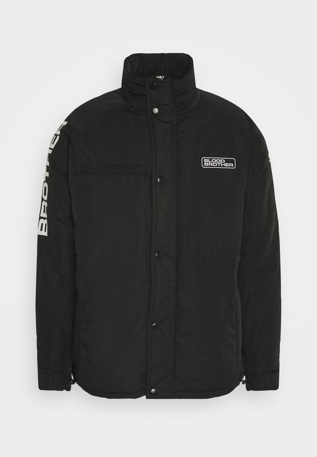 KINGSTON JACKET - Zimní bunda - black