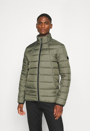 LIGHTWEIGHT JACKET - Light jacket - dusty olive green