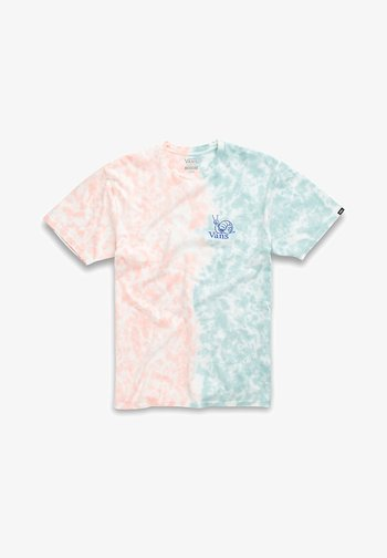 MN TELL A FRIEND TIE DYE SS