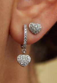 Parte di Me - Boucles d'oreilles - silver-coloured - 1