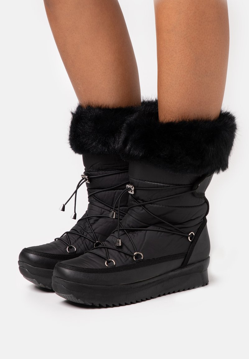 Trendyol - Winter boots - black