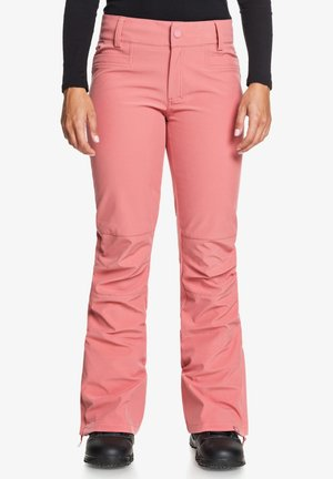 CREEK - SHELL-SCHNEE - Pants - dusty rose