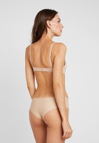Esprit - CAIRNS BRAZILIAN HIPSTER BRIEFS 2 PACK - Underbukse - dusty nude - 2