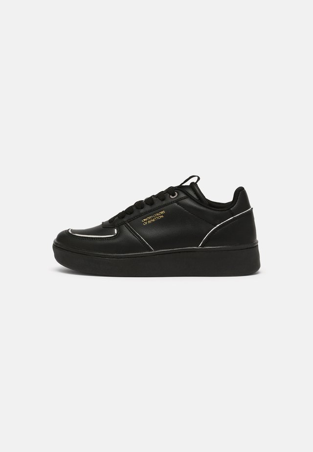 HUNT - Sneakers laag - black