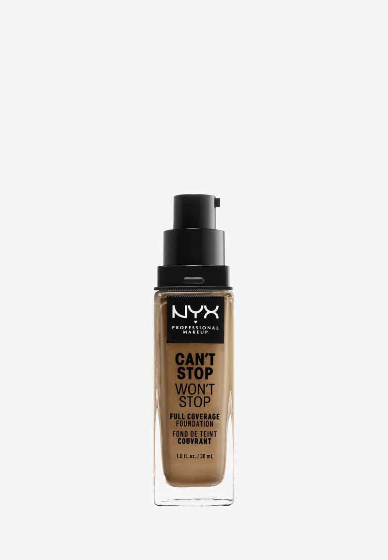 Nyx Professional Makeup - CAN'T STOP WON'T STOP FOUNDATION - Foundation - 13 golden