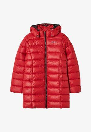 ANJA - Winter coat - light red