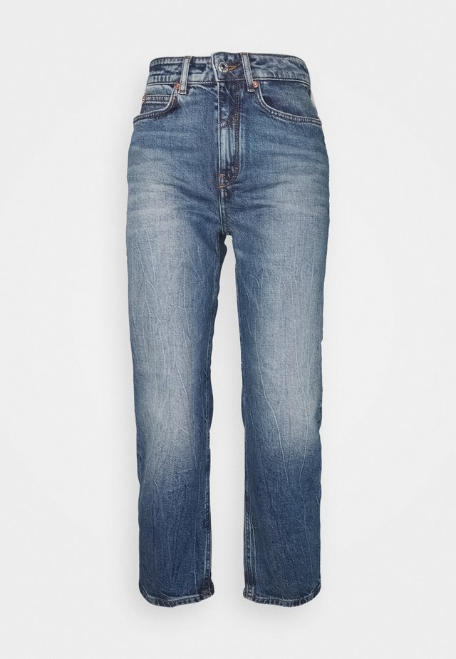 MOM - Straight leg jeans - blau