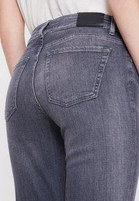 Marc O'Polo - Slim fit jeans - grey denim - 5