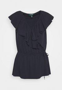 Lauren Ralph Lauren - T-shirts med print - navy - 7