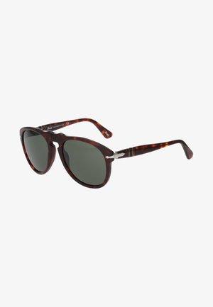 Solbriller - black denim
