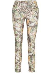 Mos Mosh - VICTORIA MAYA PANT - Trousers - oil green - 3