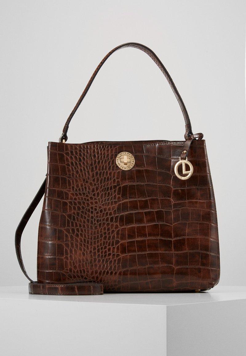 L. CREDI - FEODORA - Handbag - braun