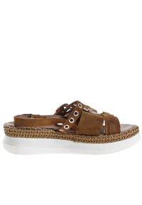 MJUS - Platform sandals - brown - 5
